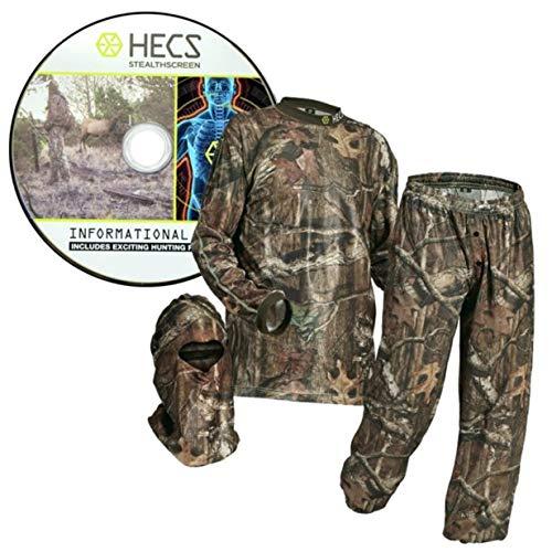 HECS Suit Deer Hunting Camo