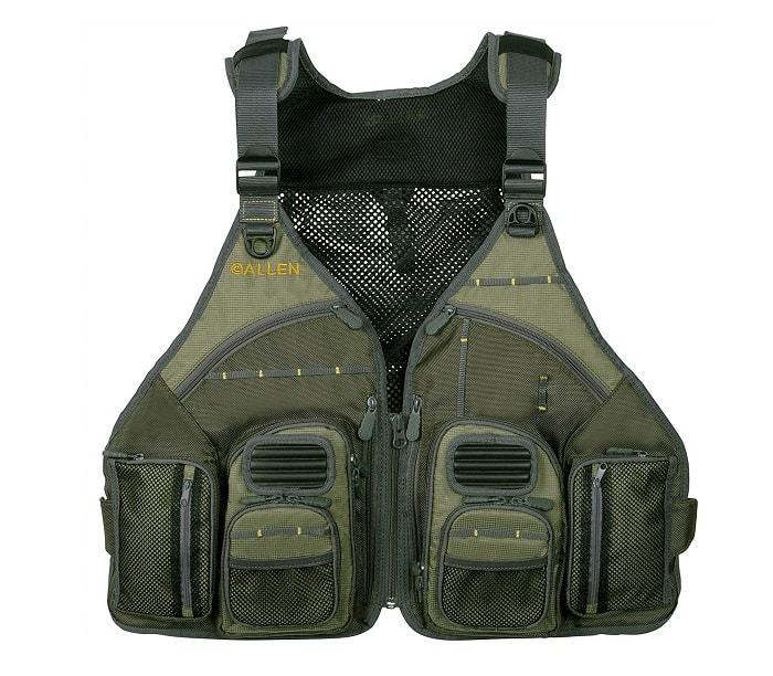Allen Company Big Horn Fishing Vest