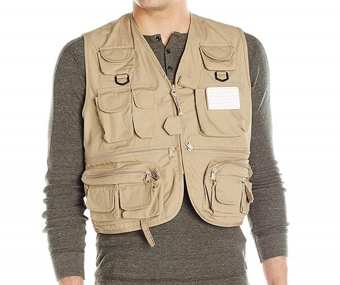 Master Sportsman 26-Pocket Fly Fishing Vest
