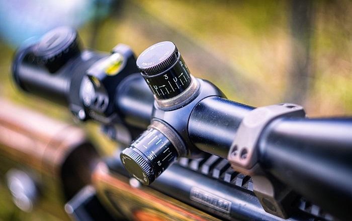 Rifle Scope Factors Adjustable Range