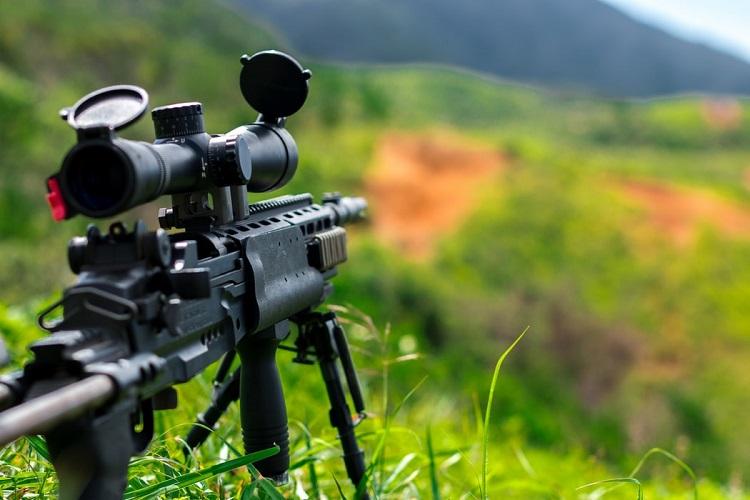 Riflescope Types Fixed Scope