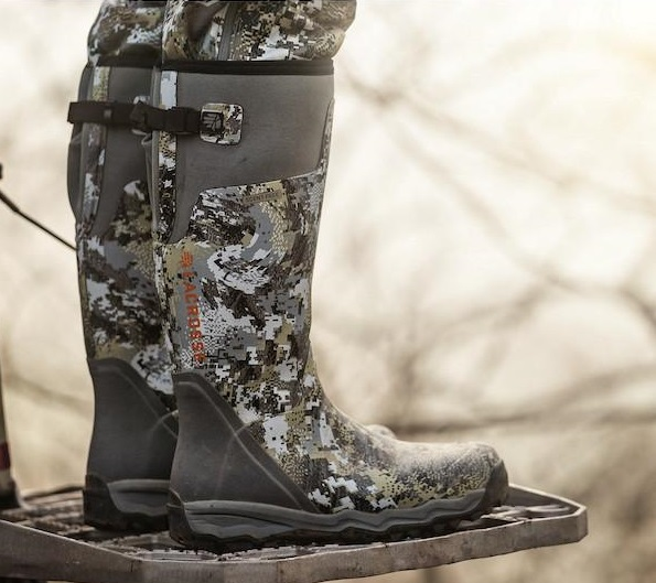 Tall Shaft Hunting Boots