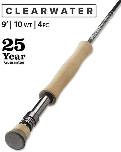 orvis clearwater rods